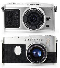 Olympus's EP-1