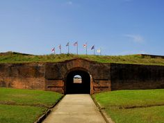 Fort Morgan, Gulf Shores, Alabama, United States