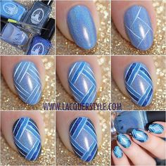 Step By Winter Nail Art Tutorials For 2017 Styling
