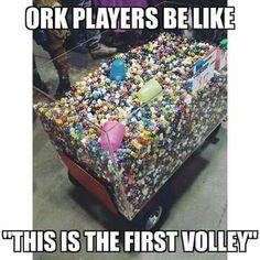 Ork Players