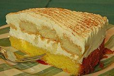 Apfelmus - Schnitten von fazzoletti | Chefkoch Vanilla Cake, Pasta, Cheesecake, Bread, Desserts, Food, Entree Recipes, Appetizers, Apple Sour Cream Cake