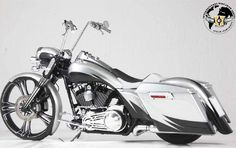 """Seen In Italy. The New """"Bolt-On And Ride"""" From Custom Chrome Europe. at Cyril Huze Post – Custom Motorcycle News"""