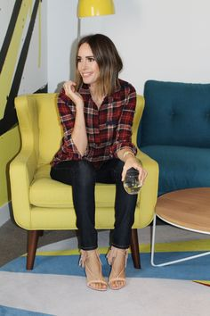 Front Roe by Louise Roe | My Fall Shopping Strategies