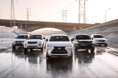 The Big Test: 2015 Luxury Compact Crossovers