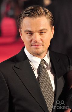 Leonardo DiCaprio Revolutionary Road UK film premiere held at the Odeon Leicester Square - Arrivals