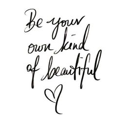 You should know you're beautiful just the way you are  #makeupquotes #beautyquotes http://ift.tt/2gAKpqF