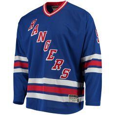Men s New York Rangers Wayne Gretzky CCM Royal Heroes of Hockey Authentic  Throwback Jersey 693db1da4