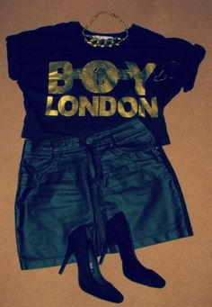 OOTD outfit of the day Boy London shirt |Madame Keke #fashion #style