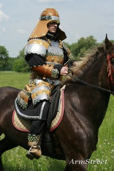 mongolian ceremonial armor - Google Search