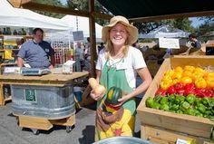 #Austin Farmer's Market