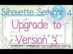 Silhouette Seminar #4 - Update to V3 - YouTube