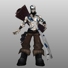 League of Legends LOL DIY Ryze 3D Papercraft Paper Model Paper Craft  - See more at: http://www.lolamz.com/league-of-legends-lol-diy-ryze-3d-papercraft-paper-model-paper-craft-p-3361.html