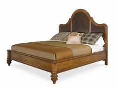Make sure headboard is not upholstered