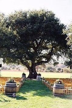 Country wedding / Boda rural