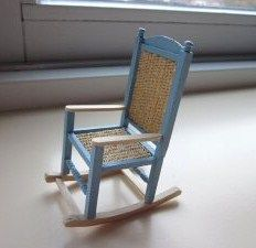 how to: rocking chair