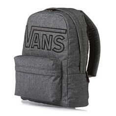Vans Backpacks - Vans Old Skool Ii Backpack - Ripstop Suiting Vans Backpack, Rucksack Backpack, Fashion Backpack, Men's Backpacks, Vans Shop, Vans Old Skool, Free Clothes, Trainers, Look