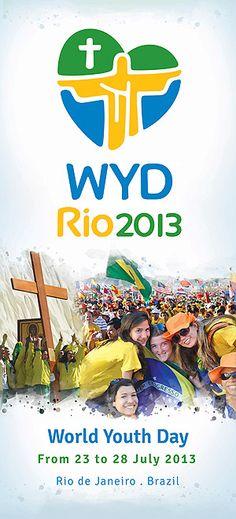 World Youth Day 2013 Rio de Janeiro, Brazil |