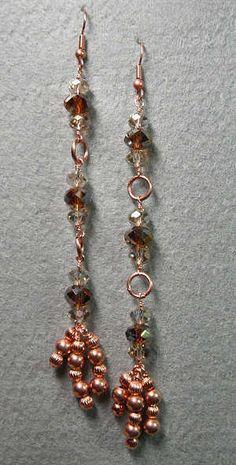 Wrapped Loops Earrings