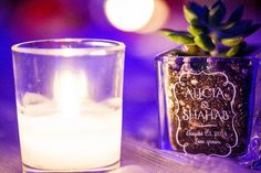 Succulent Wedding Favors. TheSucculentSource Wedding Favours Thank You, Succulent Wedding Favors, Pillar Candles, Shot Glass, Succulents, Tableware, Party Ideas, Wedding Ideas, Dinnerware