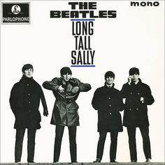 Long Tall Sally E.P. (1964) -The Beatles