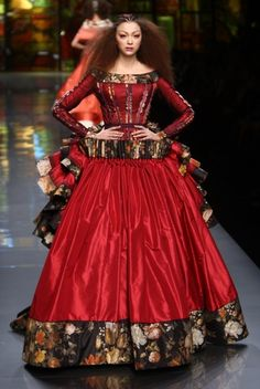 Christian Dior Haute Couture  by John Galliano  Spring 2009