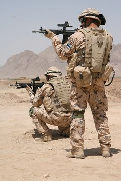 21st Century Camo Uniforms – the rest of the world