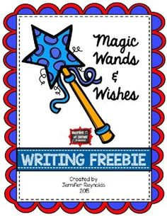 """This activity is a great extension for my FAIRY TALE UNITand will encourage your young writers to think magically!Thank you for stopping by my store!  Please click the green star to """"follow me"""" and receive notifications about new product uploads and more freebies!Enjoy!~JenniferMY BLOG--STORIES AND SONGS IN SECONDFOLLOW ME ON FACEBOOK"""