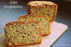 BasJulowe pasje czyli Basia i Julka w kuchni: Chleb bezglutenowy