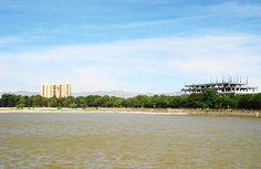 Lago mayor parque tangamanga #parque #sanluispotosi #viajes  Fuente: Wikipedia