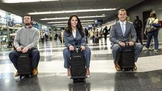 #finance RT jolshan: These rideable suitcases are awesome -- sadly airports are already nixing them:  http://pic.twitter.com/y4arXyKkds   Finance Solutions 4u (@FinanceS0lution) August 12 2016