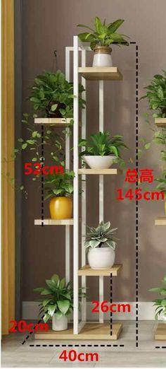 54 super ideas for flowers garden ideas balcony Balcony Plants, House Plants Decor, Indoor Plants, Balcony Garden, Balcony Flowers, Terrace, Decoration Plante, Flower Stands, Plant Shelves