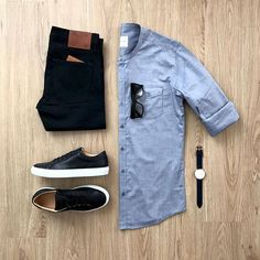 men's fashion style outfit and outfit grids inspirations style grid for men fashion for men Smart Casual Men, Business Casual Men, Fashion Mode, Mens Fashion, Fashion Outfits, Fashion Stores, Fashion Boots, Fashion Ideas, Fashion Inspiration