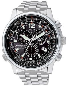 Citizen Promaster Air Radio Controlled Chronograph Nighthawk Sapphire in  Jewelry   Watches c7fbf0ed4a