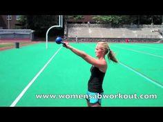 Kettlebell Exercises For Women