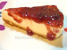 Receta de la famosísima tarta de queso con arándanos o fresa, un acierto seguro en todas las celebraciones
