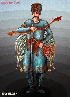 Bay-Ülgen Türk Mitolojisi Karakteri