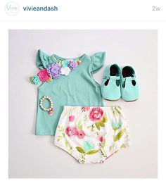 Such a cute Summer outfit!