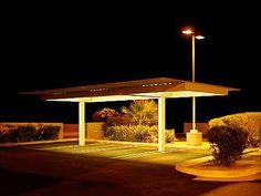 Palm Springs   Car Port