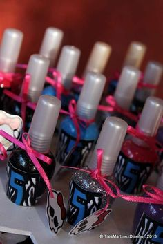 Monster High Birthday Party Ideas | Photo 28 of 45 | Catch My Party