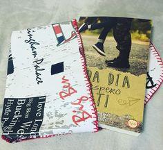 """Mimi's Books on Instagram: """"Otra de las cositas chulas que me traje del RA es esta funda tan cuqui para los libros. Gracias a Librerías Paraíso Romántico. 😍😍😍😍 #fundas…"""""""