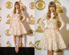 Os looks de festa de Taylor Swift   Basic Look, por Cris Knuttz
