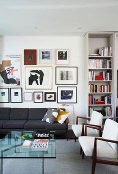 TORONTO ROWHOUSE by mazen studio