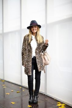A little animal print goes a long way (Photographed by Victoria Adamson)