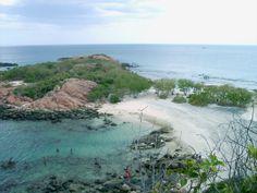 Sri Lanka Trincomalee Pigeon Island