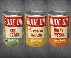 A few customers have asked if we could put together a bonus offer to sample the great taste of the first 3 flavours from Rude Oil, so here it is! Three cans containing 30ml (3x10ml) each of Kerosene Kandy, Dirty Diesel and Coil Grease. Just select your preferred nicotine strength and PG/VG mix and wait for their arrival in the post. We find it hard to pick a favourite but if you like a fruity vape, each one is bound to satisfy and offer a great ADV that never fails.  PG/VG Ratio Op...
