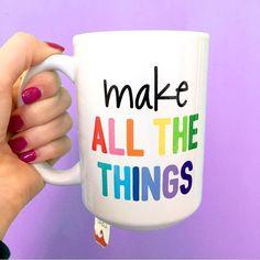 My motto! #whybuywhenyoucandiy  @hihomemadeblog