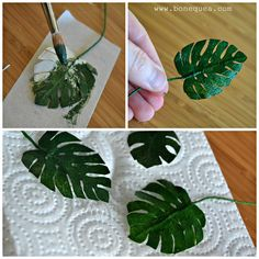 In this DIY tutorial, we will show you how to make Christmas decorations for your home. The video consists of 23 Christmas craft ideas. Dollhouse Tutorials, Diy Dollhouse, Dollhouse Miniatures, Miniature Plants, Miniature Dolls, Miniature Houses, Mini Plantas, Diy Fleur, Paper Plants