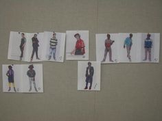 "Costume design for ""How We Got On"" at the Meet and Greet on September 30, 2014 — at Cleveland Play House."
