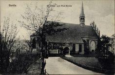Stettin Peter und Paul Kirche