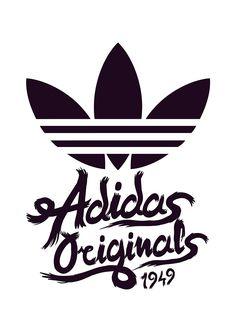 adidas logo a brief logo design history logo design gallery rh pinterest com adidas logo font type adidas logo font type